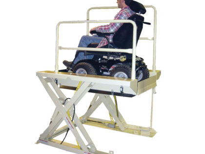 Scissor Type Whellchair Lifts